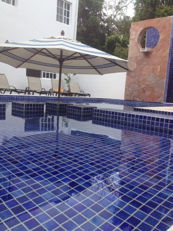 Villa Escondida Bed and Breakfast: pool