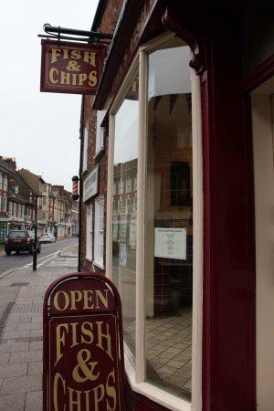 Long John's Fish and Chips