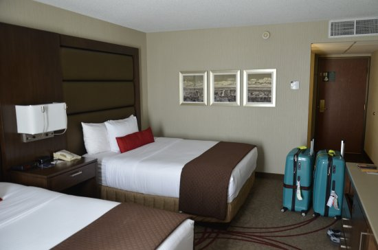Hotel RL By Red Lion Salt Lake City: Zimmer 735 (neben d. Aufzug)