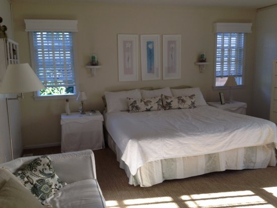 The Sancturary Room at Blessings by the Beach