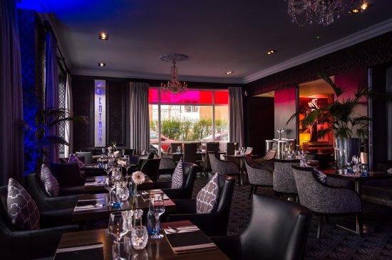 Ventana Grand Cafe : new interior 2