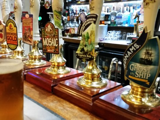 The Woodbine Inn: More ales making it a great time