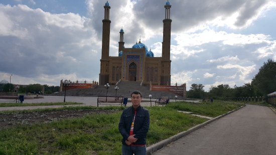 Muhamadi City Mosque: Мечеть