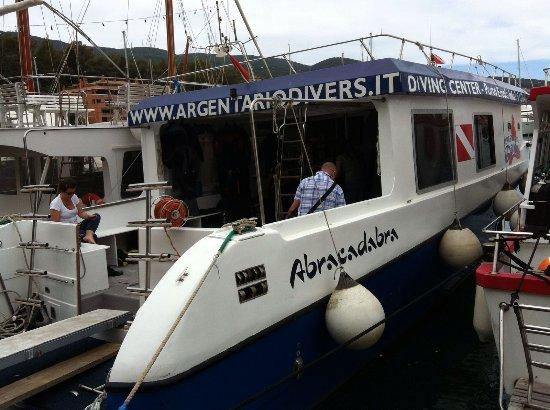 Argentario Divers Photo
