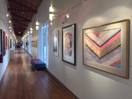 The Gallery at Center for Creative Education
