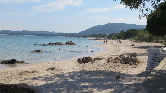plage priv e du club kallisterra photo de sainte lucie de porto vecchio zonza tripadvisor. Black Bedroom Furniture Sets. Home Design Ideas