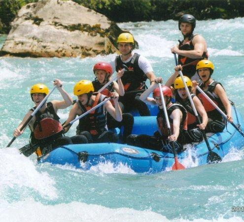 Rafting Camp Divlja Rijeka