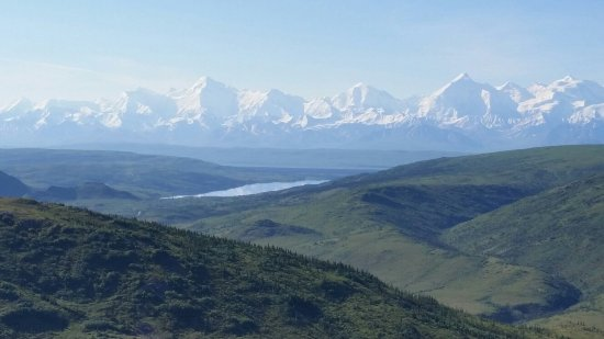 Denali Backcountry Lodge: 20160617_093843_large.jpg