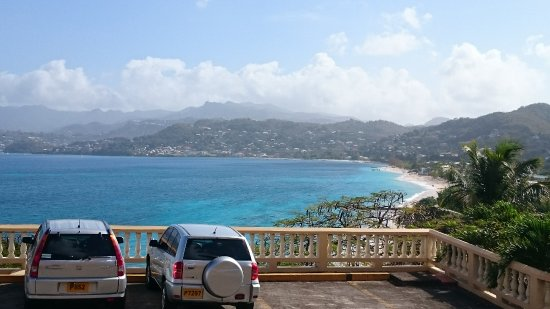 The Flamboyant Hotel & Villas: View from the hotel