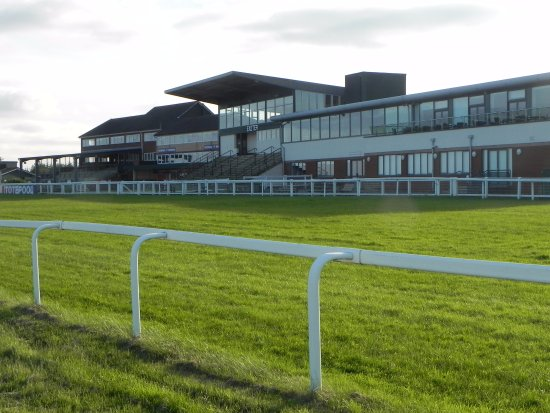 Exeter Racecourse: Main stand