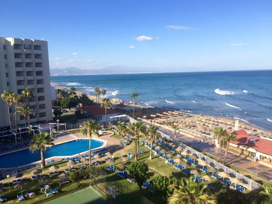 Sol House Costa Del By Melia Our View From 3507 The Building And