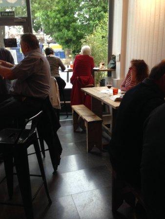 Photo of Mediterranean Restaurant L'Oculto at 57 Loampit Hill, London SE13 7SZ, United Kingdom