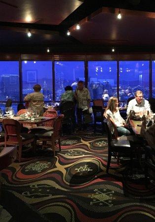 Window Views - Picture of Voodoo Steakhouse, Las Vegas