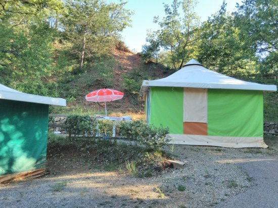 Camping Aux Vallons Bauduen