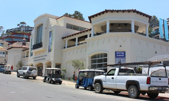 The NEW Catalina Island Museum