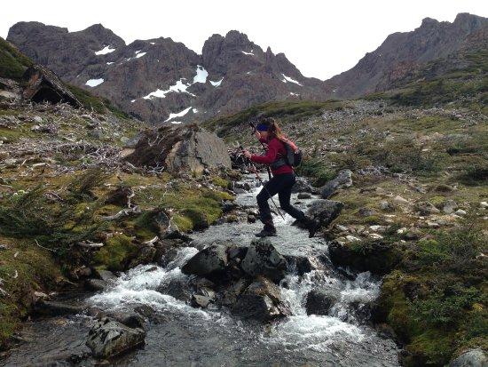 Puerto Williams, Chile: Trail Dientes de Navarino