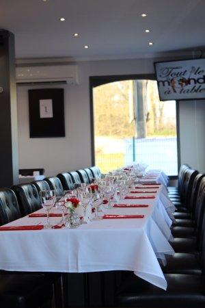 Tout le monde table savigny le temple restaurant avis - Restaurant vaise tout le monde a table ...