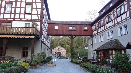 Burgbernheim Foto