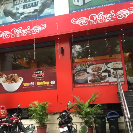 Wangs Kitchen - Picture of Wangs Kitchen, Coimbatore - TripAdvisor