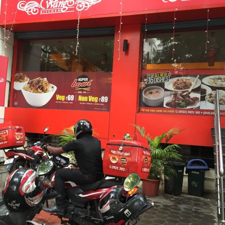 Wangs Kitchen, Coimbatore - Restaurant Reviews, Phone Number ...