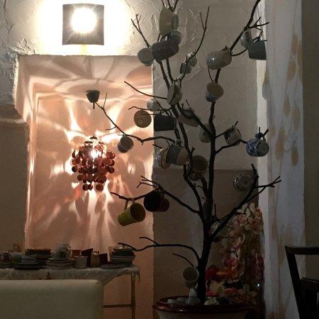 L'arbre Aux Thes: très belle décoration adaptée