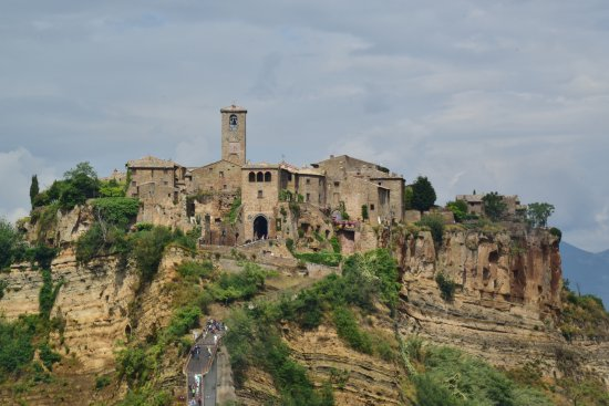 Civita de Bagnoregio - Picture of Civita di Bagnoregio, Civita di ...