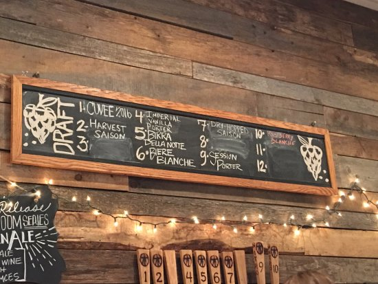 Shawnee on Delaware, Pensilvania: The Brewery list
