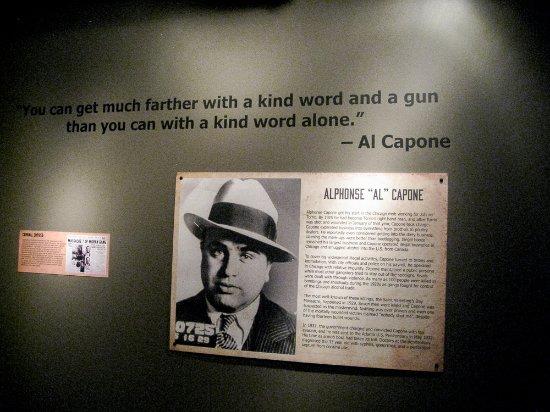 Frazier History Museum Al Capone
