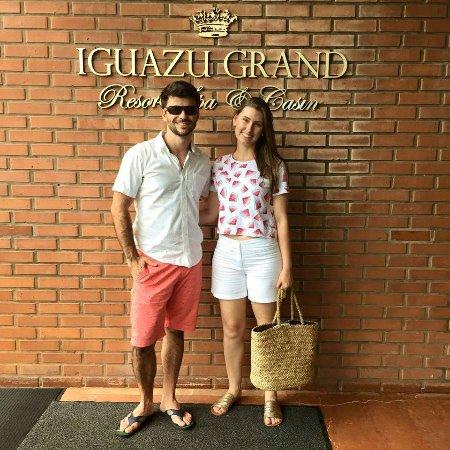 Iguazu Grand Resort, Spa & Casino: Muito bom hotel