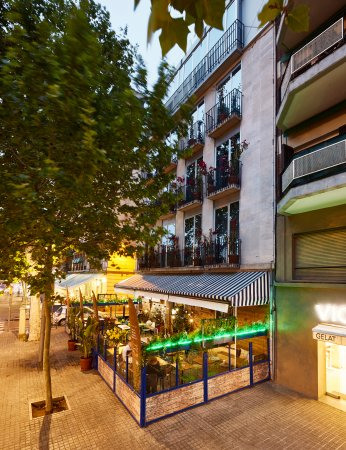 Terraza Restaurante 54 Picture Of Hotel 54 Barceloneta