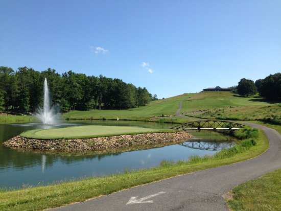 Fisher Mountain Golf Club & Resort