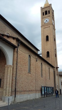 Martinsicuro, Italy: campanile