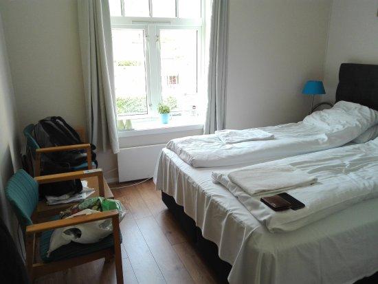 Aalesund Vandrerhjem : camera doppia
