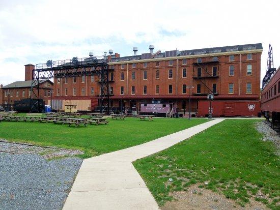 Altoona, Pensilvania: Visitor Center