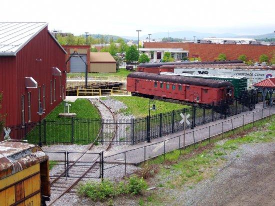 Altoona, Pensilvania: Partial view of grounds