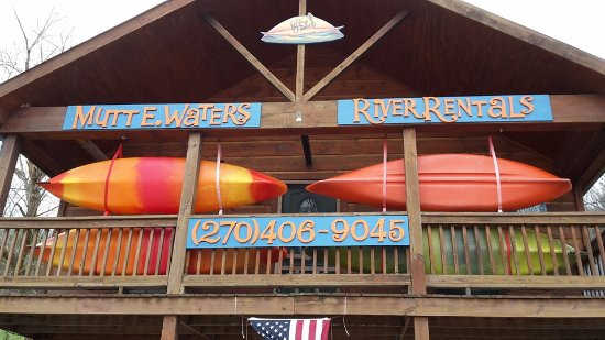 Mutt E. Waters River Rentals