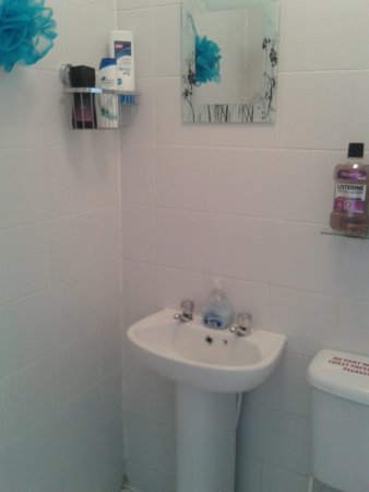 Aisling Guest House: small, it was more a wet room