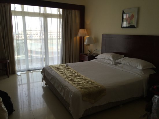 Linda Seaview Hotel: DBL standard sea view