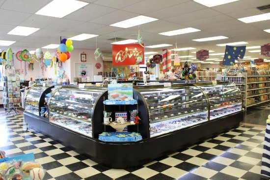 Weaver Nut Sweets & Snacks: Weaver's Chocolate, Asher's, Koppers, & So Much More!