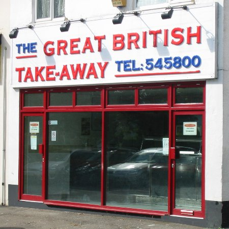 The Great British Takeaway