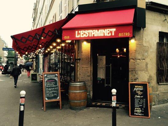 L\'Estaminet, Paris - 116 rue Oberkampf, République - Restaurant ...