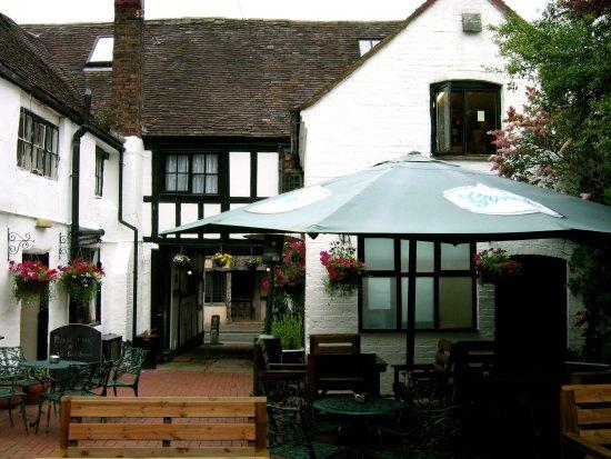Much Wenlock, UK: Talbot Courtyard
