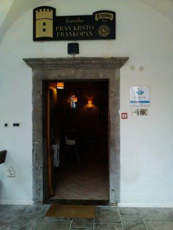 Kraljevica, Croatia: entrance