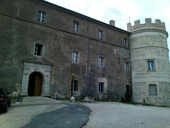 Kraljevica, Croatia: manor entrance