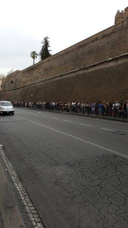 Le Cupole: justo enfrente de los Museos Vaticanos