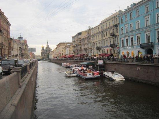 parallel 60: Between Kazan to Spas na Krovi - Agony to Ecstasy!