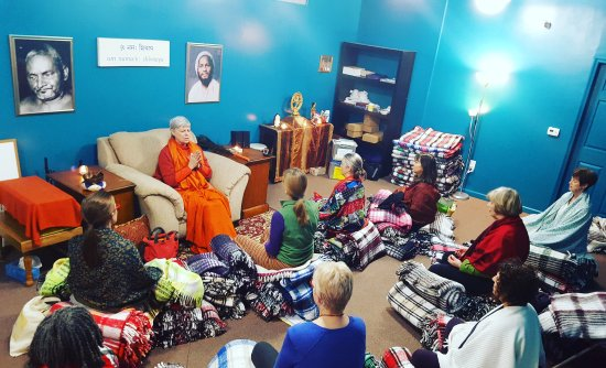 Downingtown, PA: Kailasa - Meditation Room
