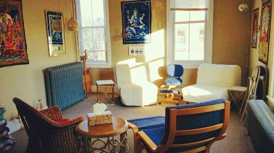 Downingtown, Pensilvania: Deviloka: Student Lounge