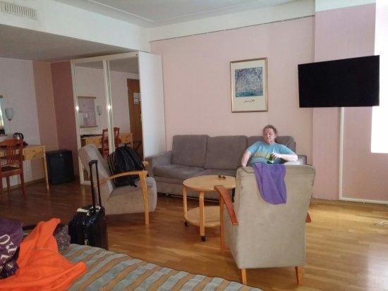 Arthur Hotel: 20160617_142219_large.jpg