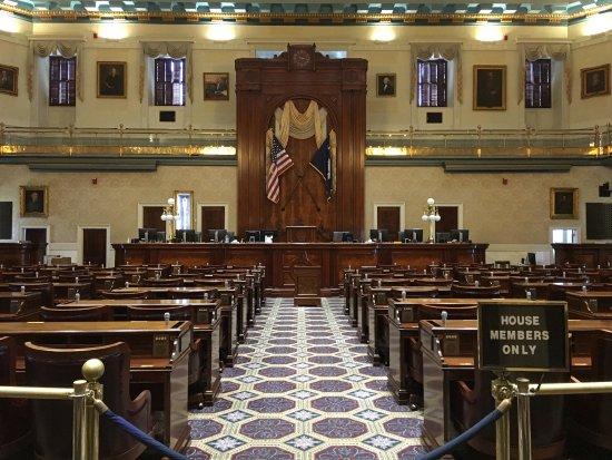 South Carolina State House Image